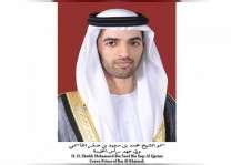 محمد بن سعود القاسمي يتفقد دائرة بلدية رأس الخيمة