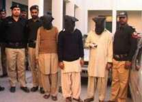 Inter-district gang busted in Multan