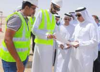 Al Tayer reviews 4th phase progress of Mohammed bin Rashid Al Maktoum Solar Park