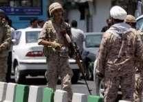 ایران وچ فوجی پریڈ دوران دہشت گرداں دا حملا، کئی فوجی ہلاک