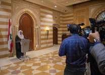 الرئيس اللبناني يستقبل الأمين العام لرابطة العالم الإسلامي