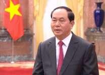 """الرئيس الباكستاني يعزي في وفاة رئيس فيتنام """"تران داي كوانغ"""""""
