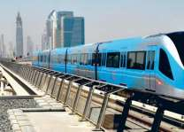 First new Dubai Metro train to arrive next November: TRA