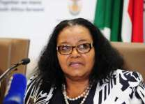 S. Africa in mourning after the death of cabinet minister