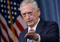 US Defense Chief Mattis Seeks Unified Security Strategy With 9 Arab Nations - Spokeswoman