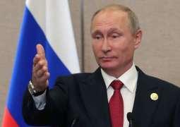 Russian President Putin Expresses Condolences Over Death of DPR Head Zakharchenko