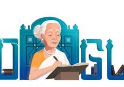 Google Doodle marks 88th birthday of Fatima Surayya Bajia