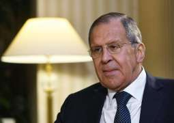 Russia Not to Slam Door for Dialogue on US - Lavrov