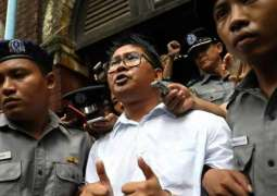 Myanmar Court Sentences 2 Reuters Journalists to 7 Years in Prison - Agency