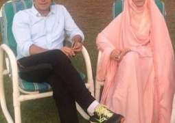 Bushra Bibi warned Imran Khan to stay away from Khawar Maneka's matter