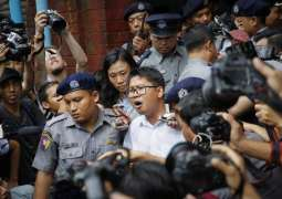 EU Urges Myanmar to Release 2 Reuters Journalists From Prison, Review Sentences