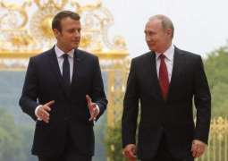 Putin Respects Macron, Good Personal Relations Allow to Address Acute Issues - Kremlin