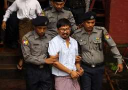 Reporters Without Borders Blasts Myanmar Ruling on Prison Terms for 2 Reuters Journalists