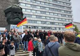 German Government Calls Far-Right Rallies in Chemnitz 'Message of Hatred' to Foreigners