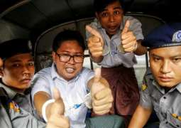 UK Minister for Asia Urges Myanmar to Release 2 Reuters Journalists From Prison