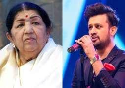 Lata Mangeshkar unhappy over Atif Aslam's remake of 'Chaltey Chaltey'