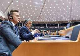 EU Parliament to Vote on Resolution Sanctioning Hungary on September 12 - Source