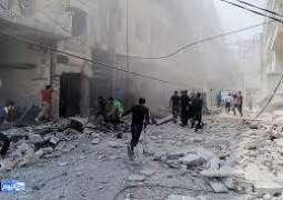 تقاريرأممية:غارات جوية متعددة على إدلب