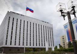 Russian Embassy in US Workload Increased 1.5 Times After Consulate Closures - Official