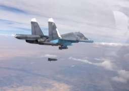 Four Russian Jets Hit Nusra Front Positions in Idlib on September 4 - Defense Ministry