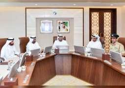 مكتوم بن محمد يترأس اجتماع مجلس الشؤون الاستراتيجي