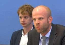 Berlin Stresses Importance of Press Freedom in Ukraine Commenting on Vyshinsky's Arrest