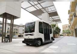 طرق دبي تبدأ التشغيل التجريبي للمرحلة الرابعة من مشروع المركبات ذاتية القيادة