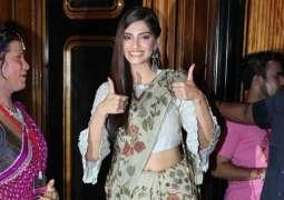 Sonam Kapoor is happy as gay sex is legalised in India