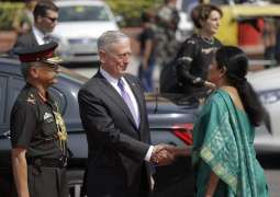 Sitharaman, Mattis Agree Defense Cooperation 'Key Driver' of India-US Relations -Statement