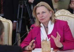 Austrian Foreign Minister Urges Dialogue With Russia, US on Syria