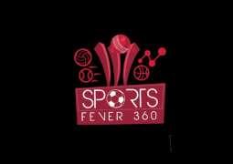 "Sportfever360 launched Pakistan First Sports portal ""Blog360"""
