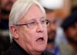 UN Yemen Envoy Hopes for Houthi Delegation's Eventual Arrival - Statement