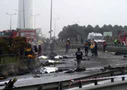 Two Injured in Helicopter Crash Near Istanbul - Reports