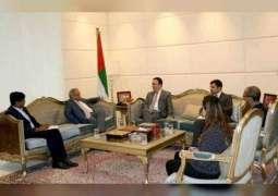 الامارات تشارك في اجتماع كبار مسؤولي وزارات الاقتصاد تحضيرا للدورة الوزارية غدا
