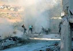 ألمانيا تحذر من كارثة إنسانية في إدلب