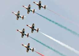 PAF celebrates Defence Day with customary enthusiasm