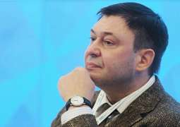 RIA Novosti Ukraine Portal Head Says His Arrest Part of Kiev's Pre-Election Campaign