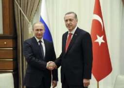 Russian President Vladimir Putin is expected to hold Friday a bilateral meeting with his Turkish counterpart Recep Tayyip Erdogan