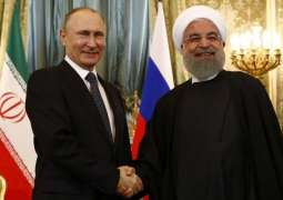 Russian President Vladimir Putin is expected to have separate meetings with his Iranian counterpart Hassan Rouhani