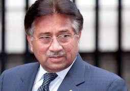 Akbar Bugti murder case: Musharraf petitions SC to return Rs2m surety bonds