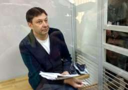 Russia Calls on Ukraine to Immediately Release Journalist Vyshinsky - Foreign Ministry