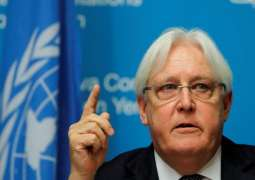 UN Envoy for Yemen Working on Bringing Houthis to Geneva Consultations - UN Office