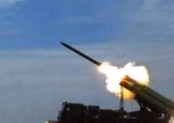 Saudi Arabia intercepts missile shot from Yemen