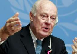 Opposition in Syria's Idlib Shows Unwillingness to Separate From Nusra - de Mistura