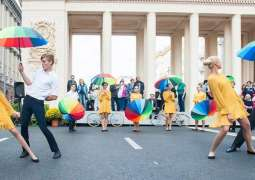Two-day celebrations commemorating the 871st anniversary of Moscow
