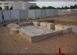 اكتشاف أقدم مسجد في الدولة بمدينة العين يعود تاريخه إلى 1000 عام