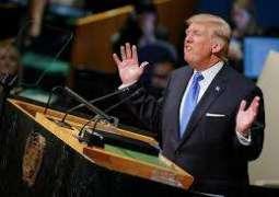 ترامب يعتزم ترؤس قمة لمجلس الأمن لبحث تهديدات إيران نهاية سبتمبر
