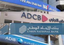 Net income of Abu Dhabi banks amounts to AED16.6 billion in H1 2018