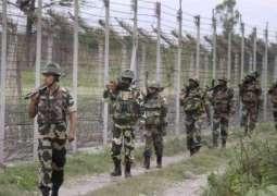 بھارت ولوں لائن آف کنٹرول اُتے انھے واہ فائرنگ، پاکستانی شہری شہید
