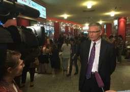 Sweden Believes Russia's Efforts to Return Refugees to Syria Premature - Ambassador